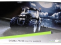 Universal Hobbies 4917 - Deutz-Fahr 7250 TTV Warrior Karton hinten
