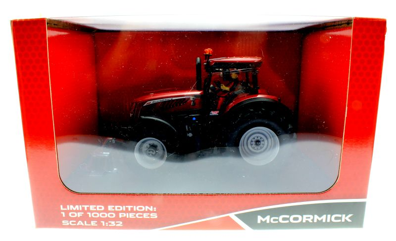 Universal Hobbies 5301 - MC Cormick X8.680 Sondermodell Agritechnica 2017 Karton vorne