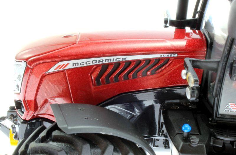 Universal Hobbies 5301 - MC Cormick X8.680 Sondermodell Agritechnica 2017 Logo