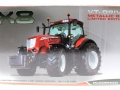 Universal Hobbies 5301 - MC Cormick X8.680 Sondermodell Agritechnica 2017 Karton hinten