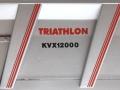Universal Hobbies 68108 - Triathlon KVX 12000 Logo