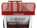 Universal Hobbies 68108 - Triathlon KVX 12000 Netz-Gitter
