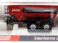 Universal Hobbies 68131 - Perard Interbene 25 Überladewagen Karton vorne