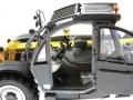 Universal Hobbies 8063 - Kramer Allrad Teleskoplader mit Greifzange 4507 Sitz