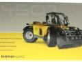 Universal Hobbies 8063 - Kramer Allrad Teleskoplader mit Greifzange 4507 Karton hinten