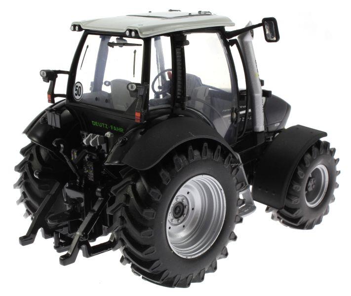 Universal Hobbies 4256 - Deutz-Fahr Agrotron TTV 430 Black Edition hinten rechts