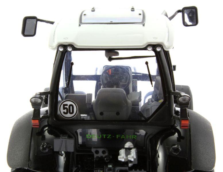 Universal Hobbies 4256 - Deutz-Fahr Agrotron TTV 430 Black Edition Kabine hinten