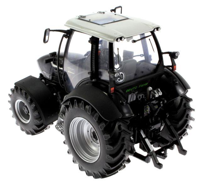 Universal Hobbies 4256 - Deutz-Fahr Agrotron TTV 430 Black Edition oben hinten links