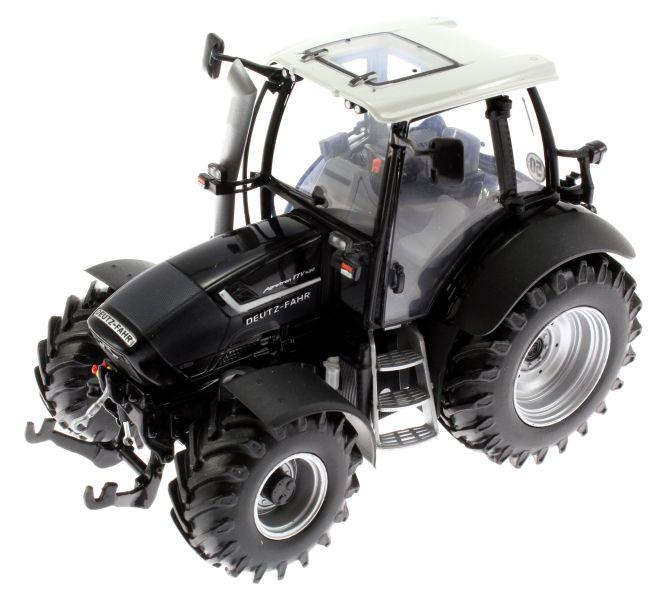 Universal Hobbies 4256 - Deutz-Fahr Agrotron TTV 430 Black Edition oben vorne links