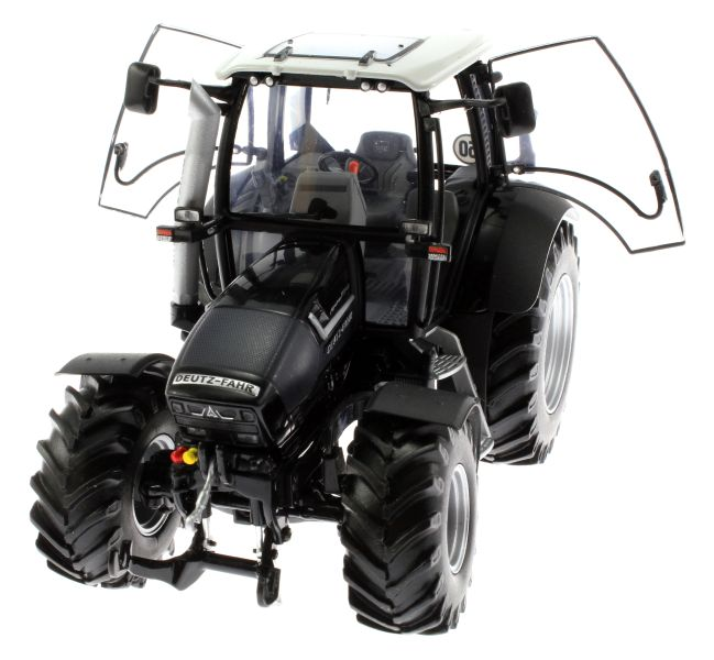 Universal Hobbies 4256 - Deutz-Fahr Agrotron TTV 430 Black Edition Tür