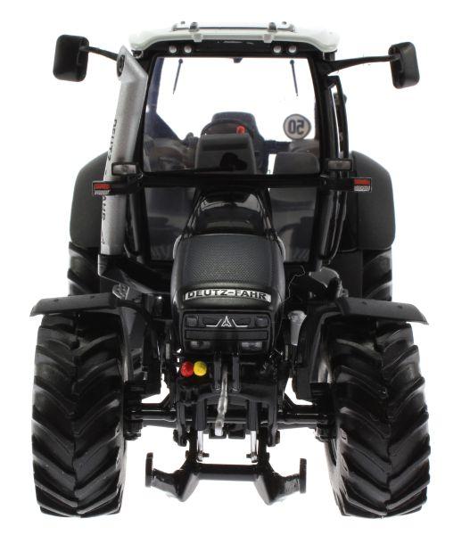 Universal Hobbies 4256 - Deutz-Fahr Agrotron TTV 430 Black Edition vorne
