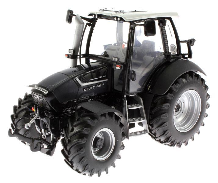 Universal Hobbies 4256 - Deutz-Fahr Agrotron TTV 430 Black Edition vorne links
