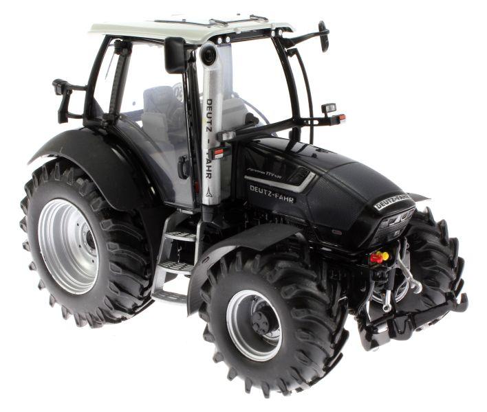 Universal Hobbies 4256 - Deutz-Fahr Agrotron TTV 430 Black Edition vorne rechts
