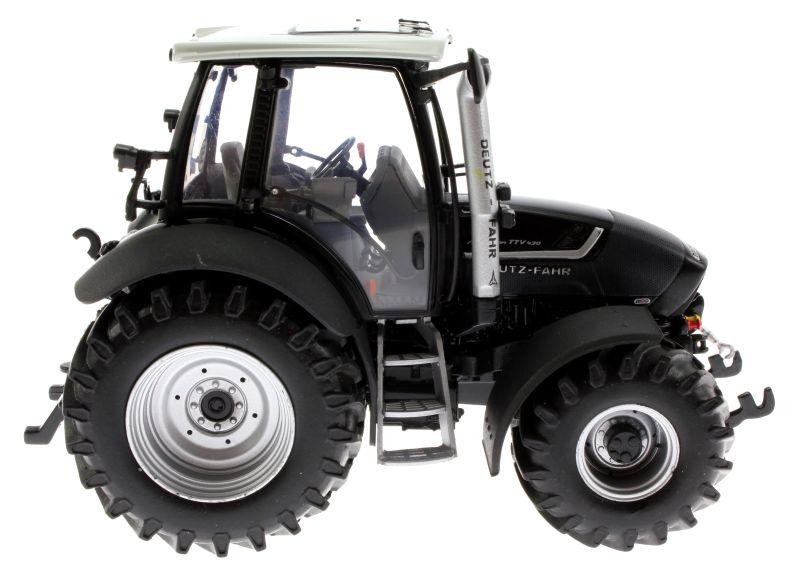 Universal Hobbies 4256 - Deutz-Fahr Agrotron TTV 430 Black Edition