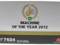 Universal Hobbies 4063 - Massey Ferguson MF 7624 Dyna Gold Karton hinten