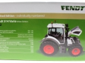 Universal Hobbies 4937 - Fendt 514 Vario White Edition Karton hinten