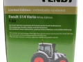 Universal Hobbies 4937 - Fendt 514 Vario White Edition Karton links
