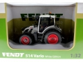 Universal Hobbies 4937 - Fendt 514 Vario White Edition Karton vorne