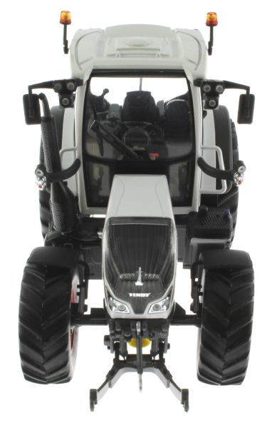 Universal Hobbies 4937 - Fendt 514 Vario White Edition oben vorne