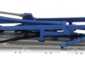Universal Hobbies 5014 - Lemken Mounted Field Sprayer Sirius 9 Ausleger