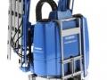 Universal Hobbies 5014 - Lemken Mounted Field Sprayer Sirius 9 hinten links
