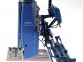Universal Hobbies 5014 - Lemken Mounted Field Sprayer Sirius 9 links