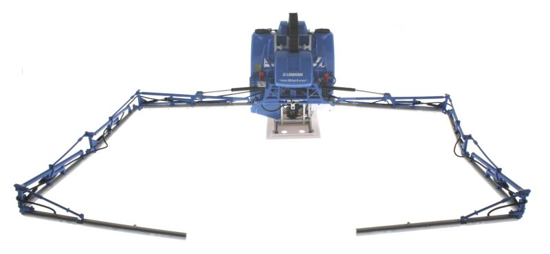 Universal Hobbies 5014 - Lemken Mounted Field Sprayer Sirius 9 oben