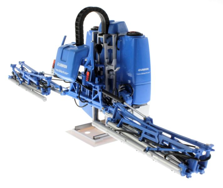 Universal Hobbies 5014 - Lemken Mounted Field Sprayer Sirius 9 vorne links ausgeklappt
