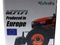 Universal Hobbies 4950 - Kuboto Tractor M7171 Agritechnica 2015 Karton Seite