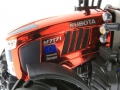 Universal Hobbies 4950 - Kuboto Tractor M7171 Agritechnica 2015 Logo