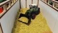 Fendt Traktor in der Silage