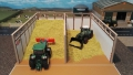 Siku Control Traktoren schaufeln Silage