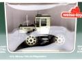Weise-Toys 1016 - MB-trac 1100 mit Pflegerädern Karton vorne