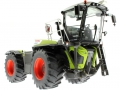 Weise-Toys 1030 - Claas Xerion 4000 Saddle Trac - Claas Edition unten vorne rechts