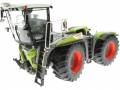 Weise-Toys 1030 - Claas Xerion 4000 Saddle Trac - Claas Edition vorne links