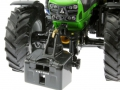 weise-toys 1031 - Deutz-Fahr Agrotron 6190 C Shift Front-Gewicht