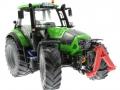 weise-toys 1031 - Deutz-Fahr Agrotron 6190 C Shift unten vorne rechts