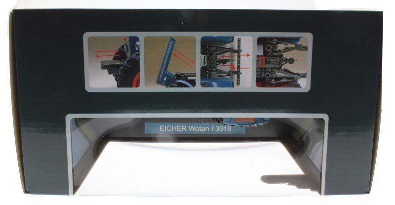 weise-toys 1049 – Eicher Wotan 3018 Karton oben