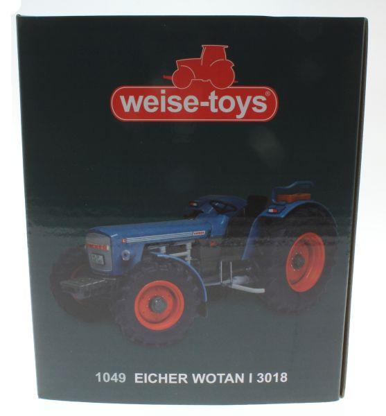 weise-toys 1049 – Eicher Wotan 3018 Karton Seite