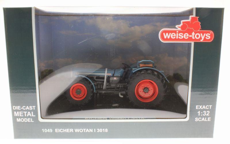 weise-toys 1049 – Eicher Wotan 3018 Karton vorne