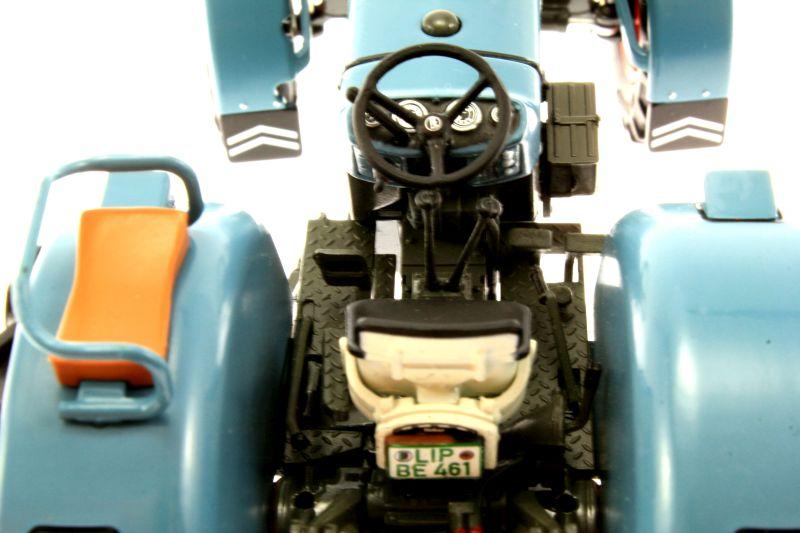 weise-toys 1049 – Eicher Wotan 3018 Lenkrad