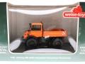 Weise-Toys 1105 - Unimog 406 Kommunal Karton vorne