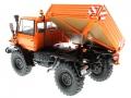 Weise-Toys 1105 - Unimog 406 Kommunal Kipper  links