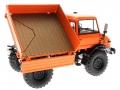 Weise-Toys 1105 - Unimog 406 Kommunal Kipper rechts