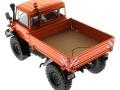 Weise-Toys 1105 - Unimog 406 Kommunal oben hinten links