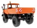 Weise-Toys 1105 - Unimog 406 Kommunal unten hinten links
