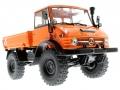 Weise-Toys 1105 - Unimog 406 Kommunal unten vorne