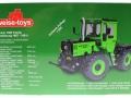 weise-toys 2012 - MB-trac 1000 Family Karton hinten