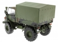 Weise-Toys 2026 - Unimog 406 (U84) Bundeswehr Flecktarn hinten links