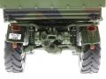 Weise-Toys 2026 - Unimog 406 (U84) Bundeswehr Flecktarn hinten unten